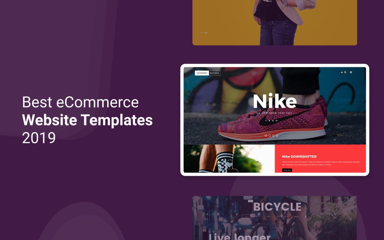 20+ Best eCommerce Website Templates and WordPress Themes 2021