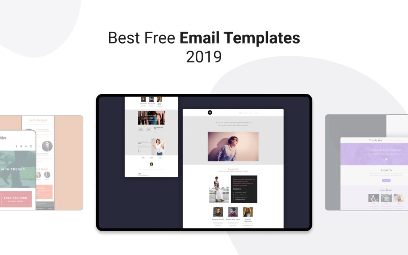 Best Free Email Newsletter Templates