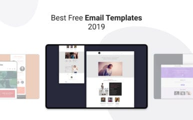 Best Free Email Templates 2019