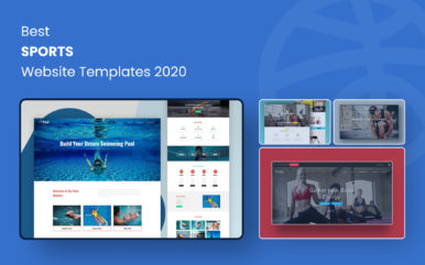 Best Free Sports Website Templates 2020