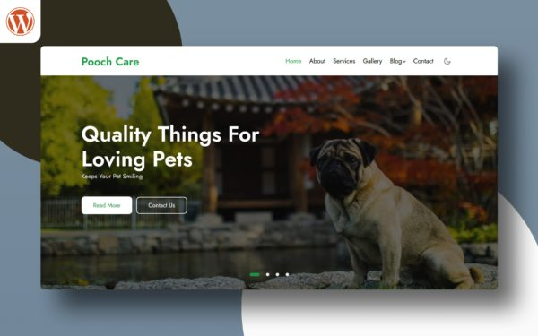 pooch care wp