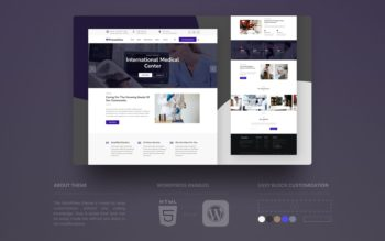 preventive wordpress theme