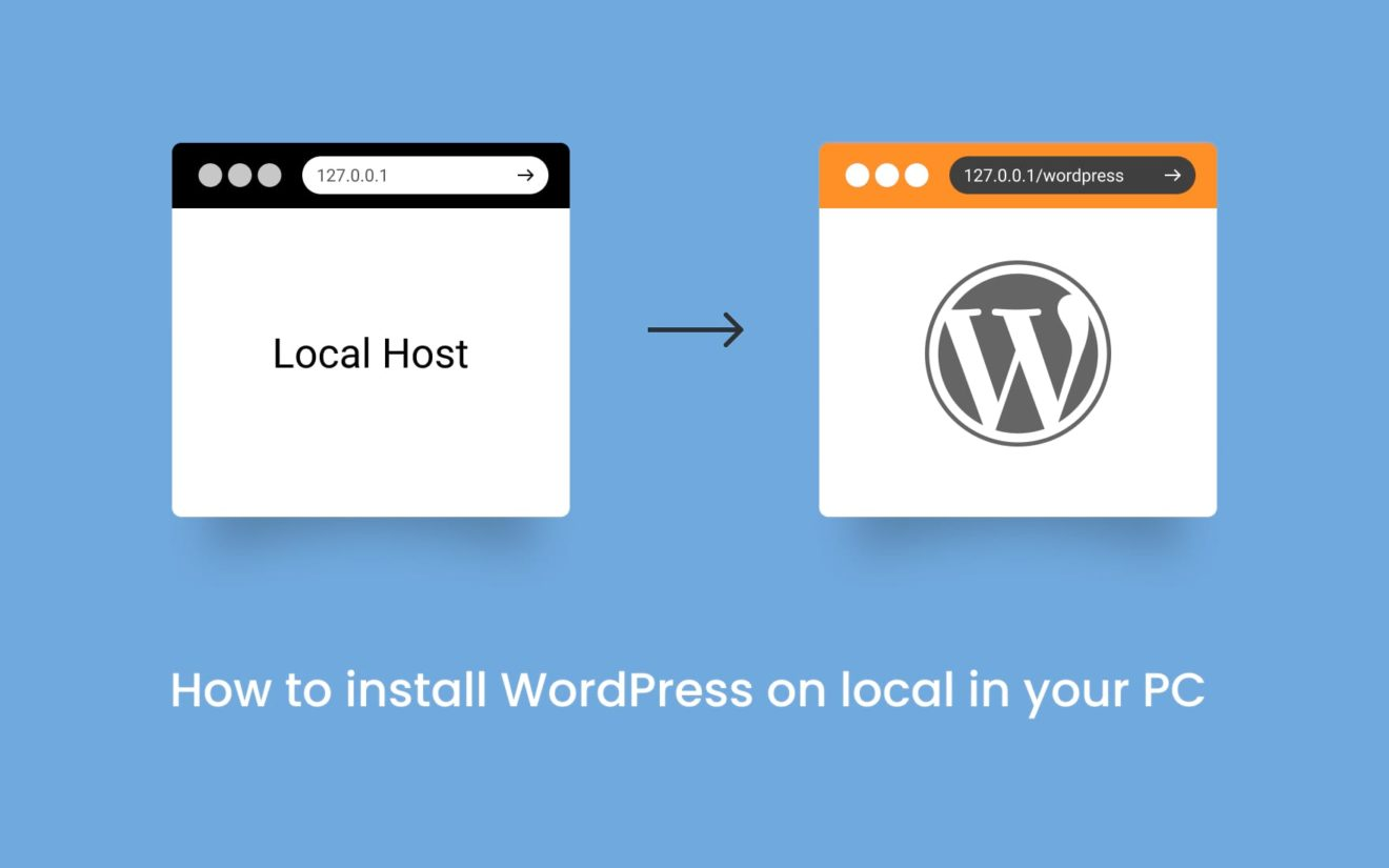 How to install WordPress on local in your PC