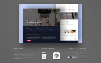 digi corp wordpress theme