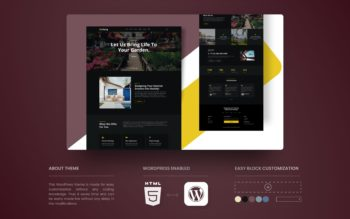 Outlying WordPress Theme