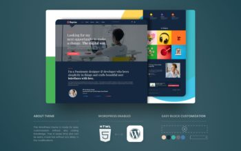 Reprise WordPress Theme