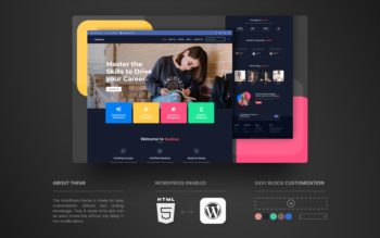 Studious WordPress Theme
